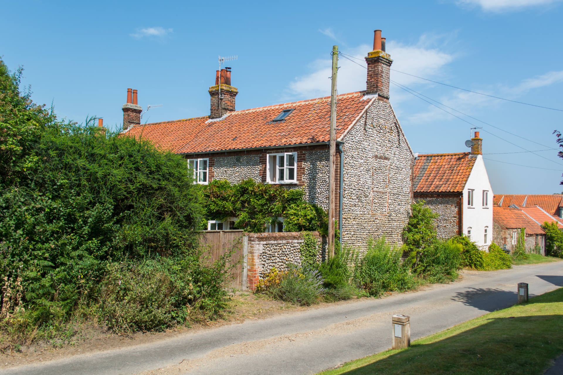 Marlpit Cottage in Salthouse.