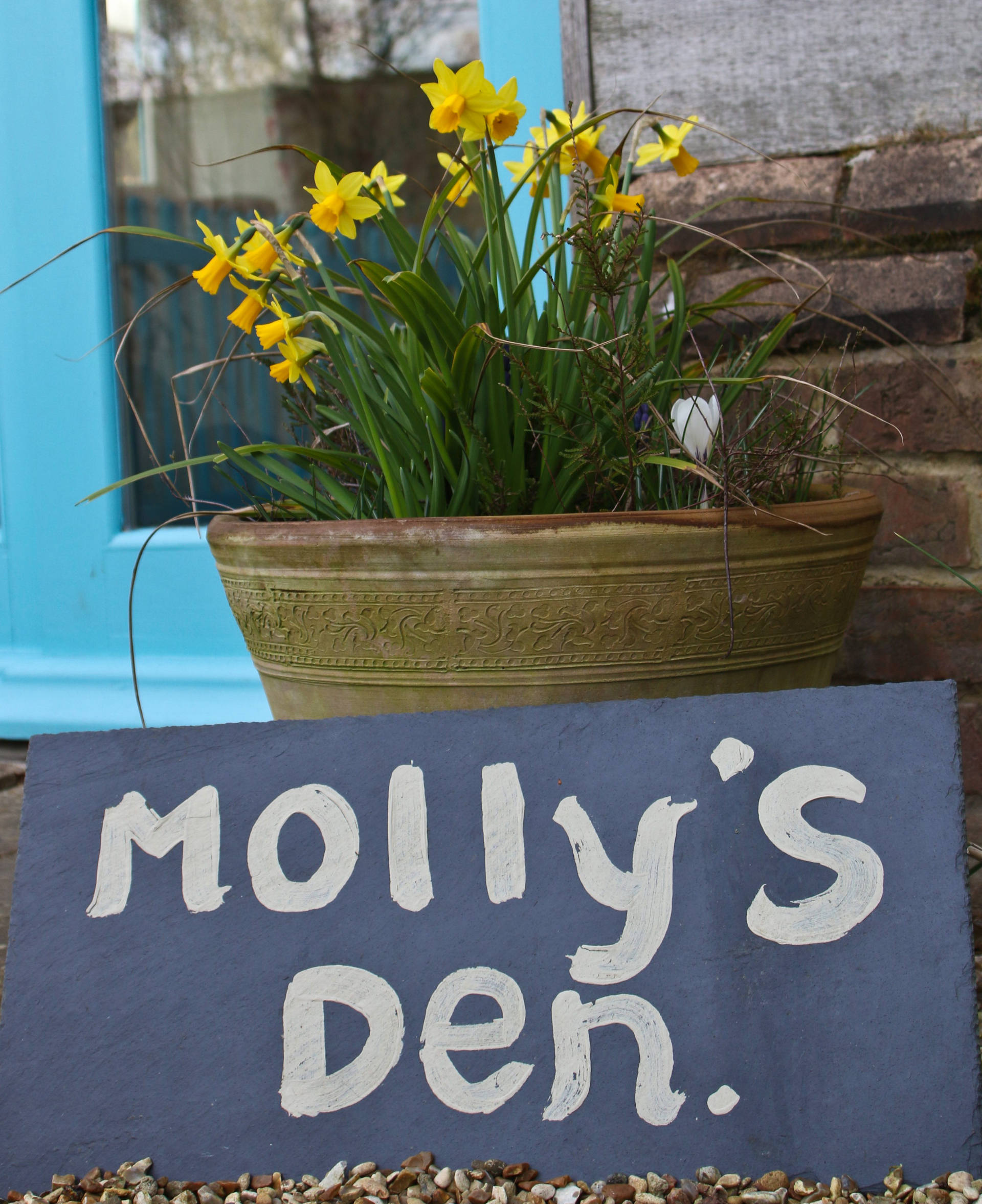 Holiday Cottage for two, Molly's Den.