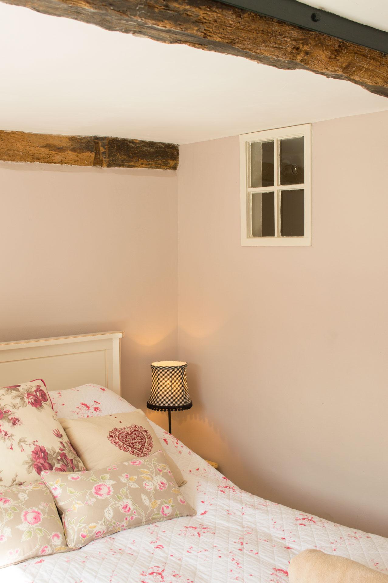 Holt holiday bedroom.